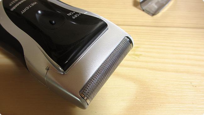 Panasonic(ES3832P-S)の替刃を交換してみた