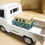 クロネコヤマト トラックミニカー