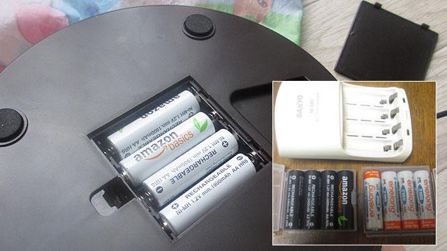 キャッチ・ミー・イフ・ユー・キャン2 電池