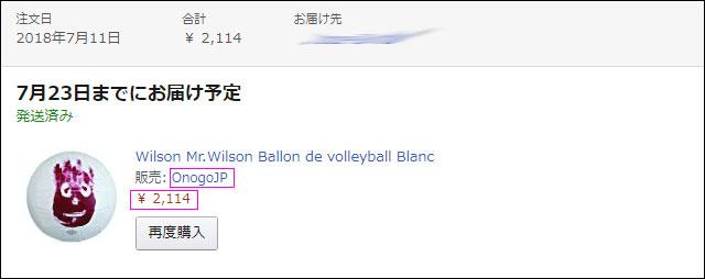 キャスト・アウェイ-バレーボール(ウィルソン)販売ショップ